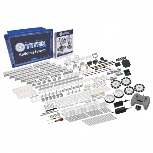 (41990)TETRIX® MAX R/C Robotics Set(PITSCO)