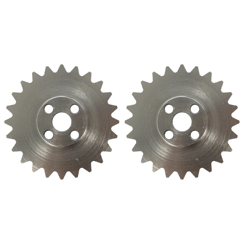 (39169)TETRIX™ 24-Tooth Sprocket <br> 2 pack<br>(PITSCO)