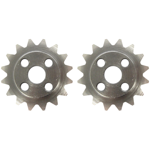 (39165)TETRIX™ 16-Tooth Sprocket <br> 2 pack<br>(PITSCO)